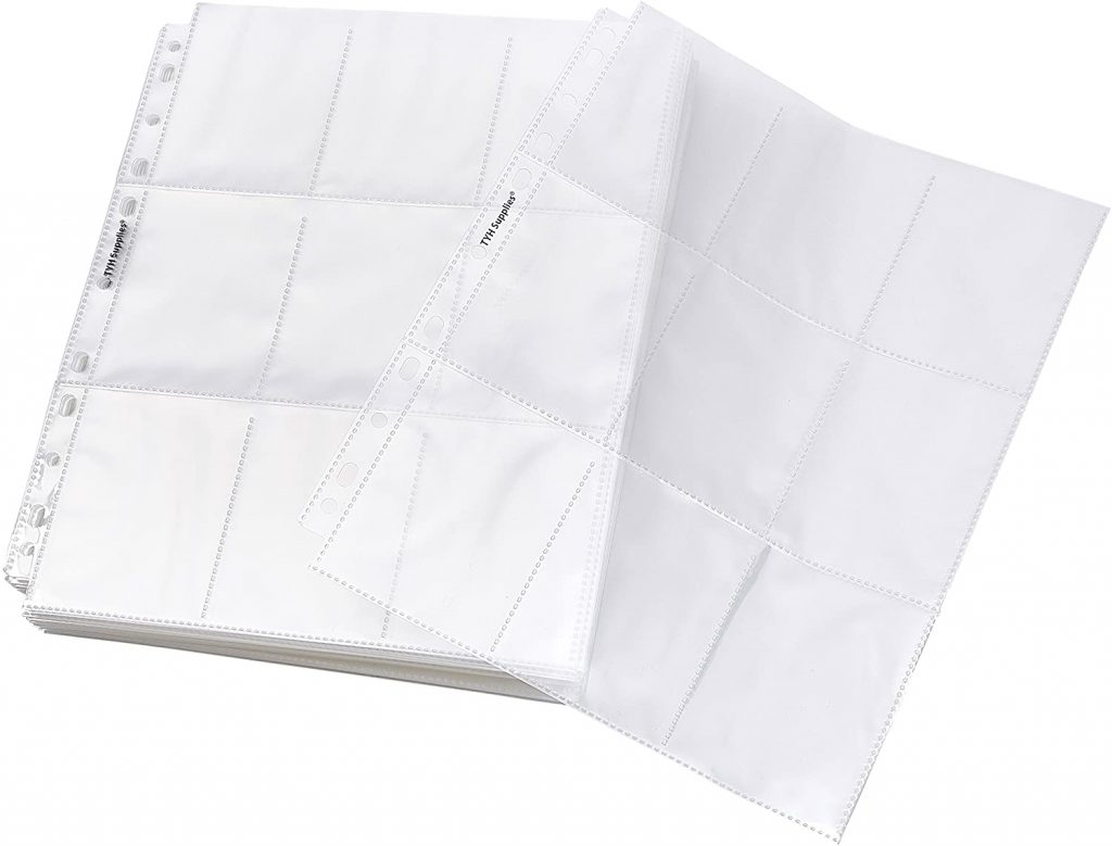 coupon sleeve protectors