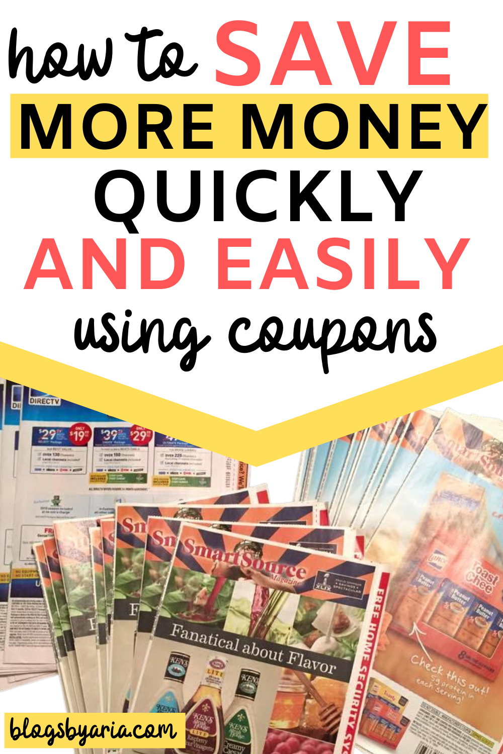 how to save more money quickly