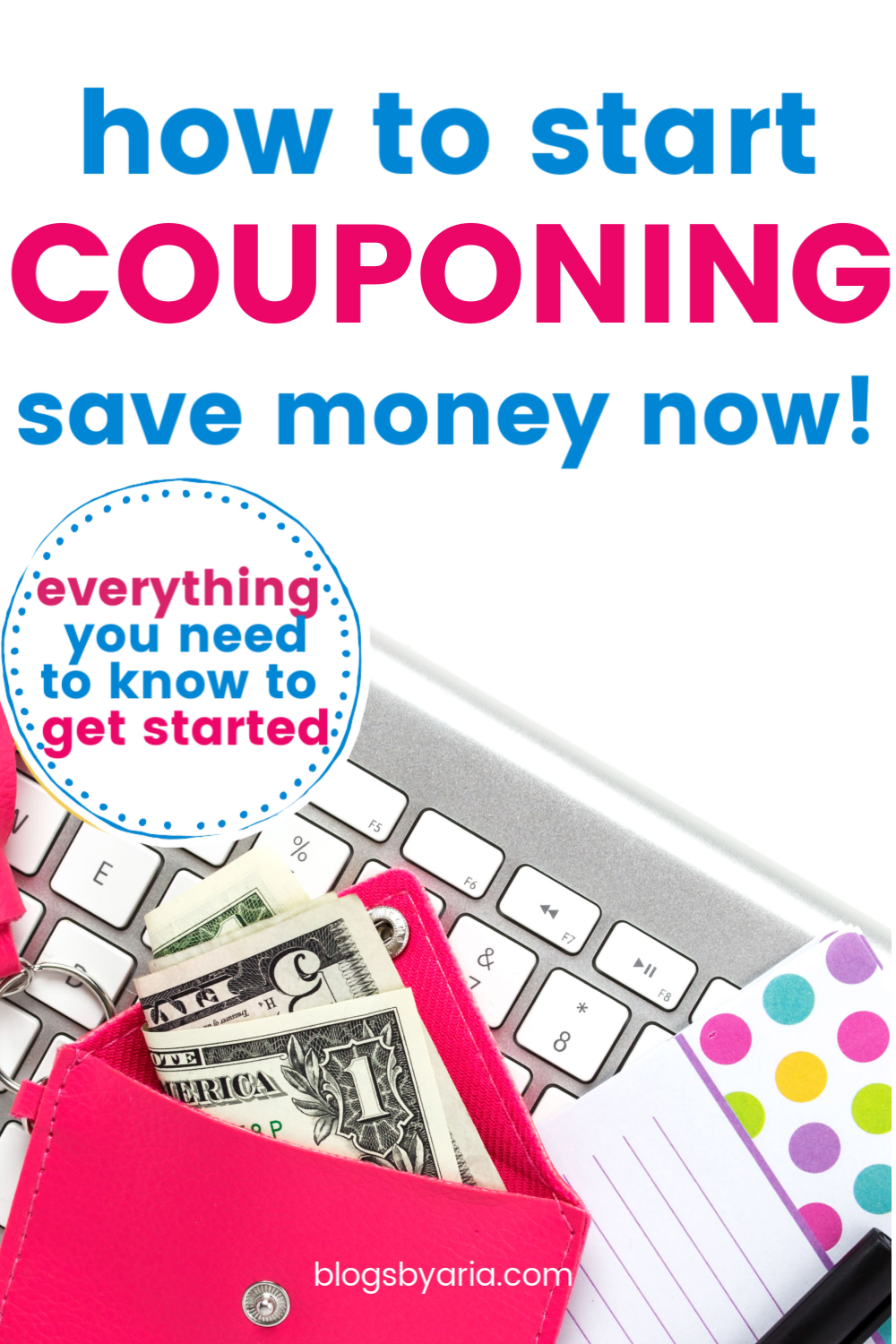 how to start couponing and save money now