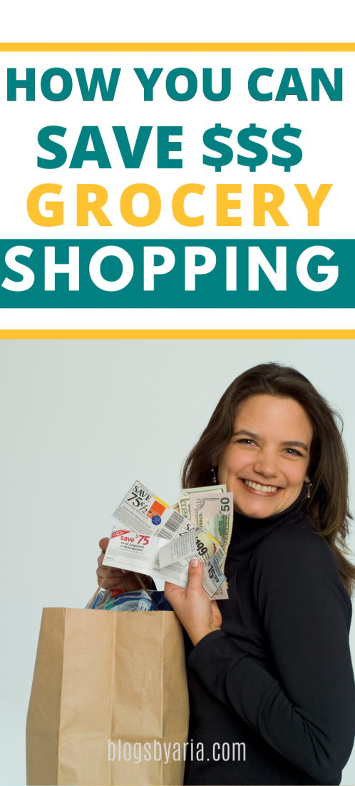 how you can save money grocery shopping