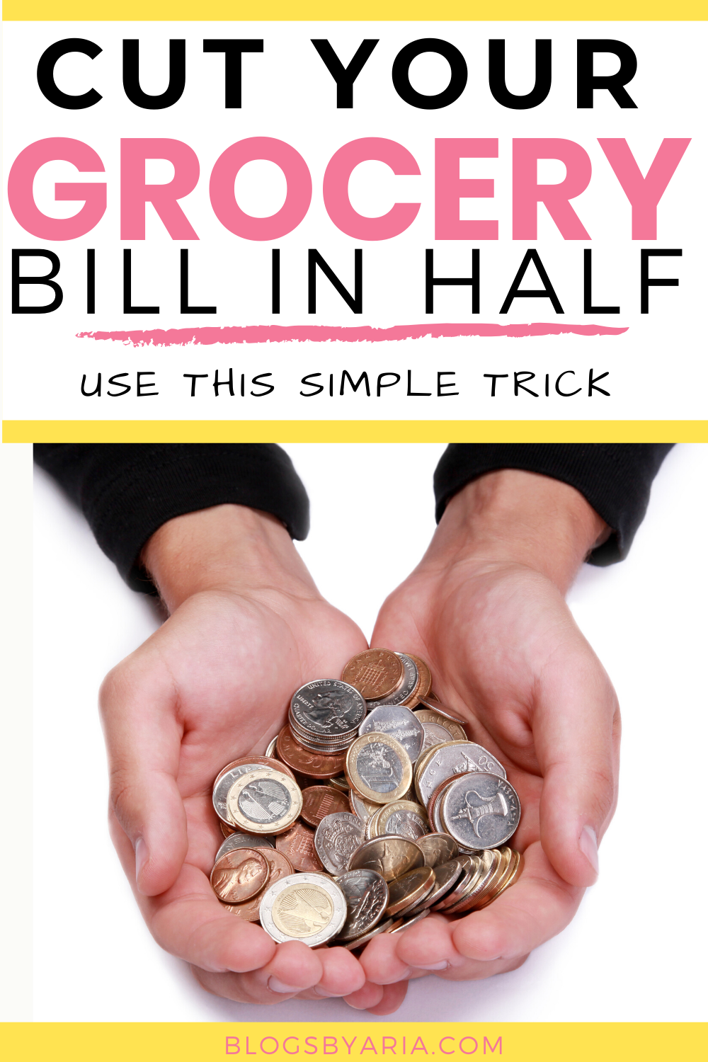 cut your grocery bill in half with this simple trick