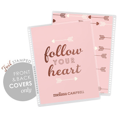 Follow Your Heart Life Planner Cover