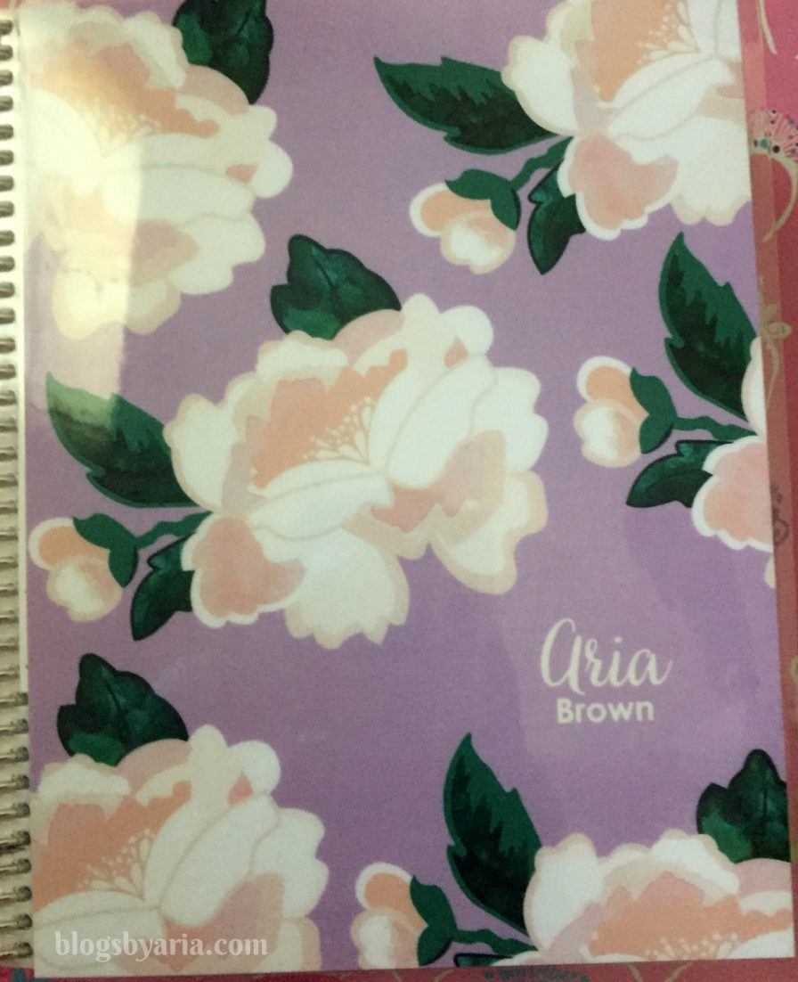 blossom cover in lilac