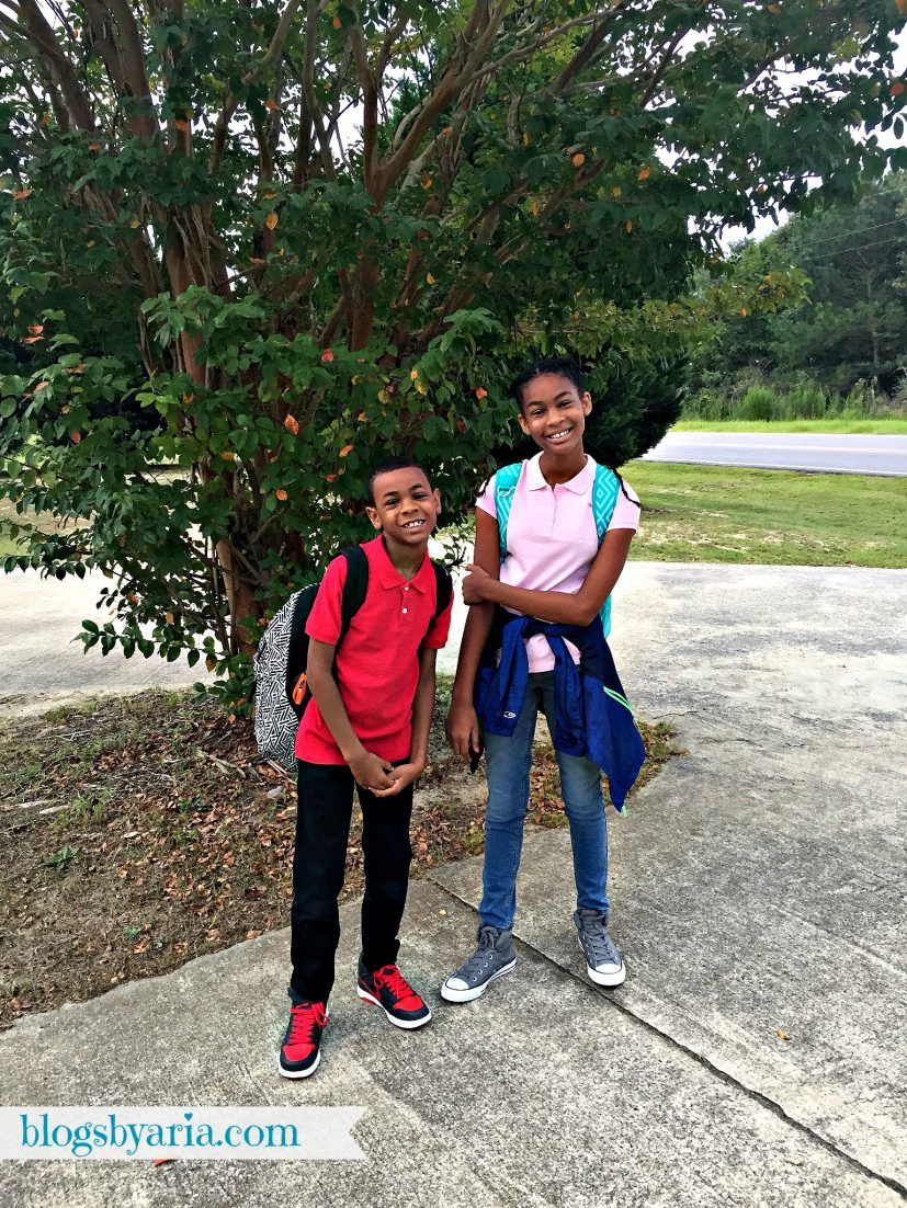 First day of School - 2017