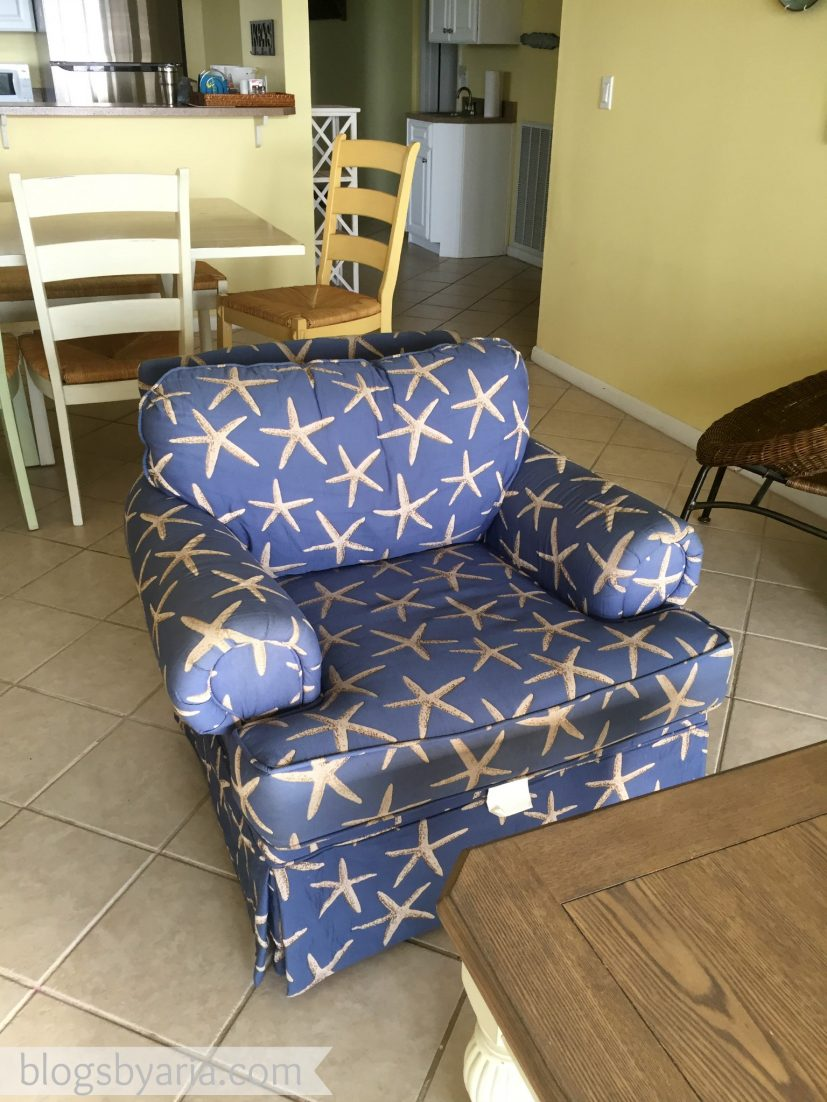 starfish chair