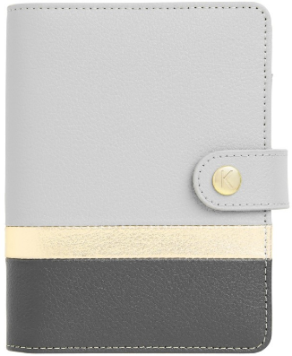 2018 LEATHER TIME PLANNER SMALL- LOVE LIFE
