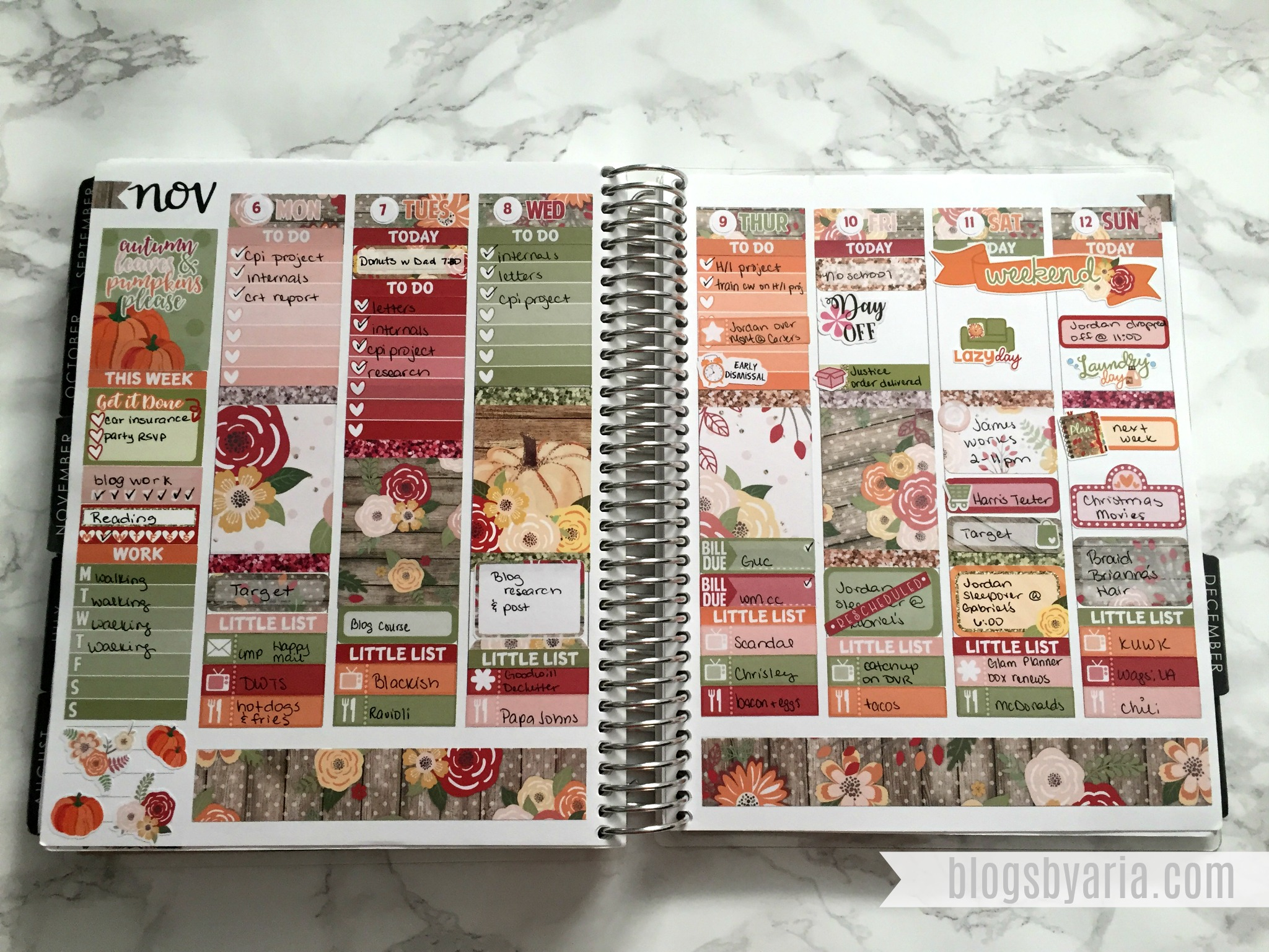 October Little Misstery Box -- Little Miss Paperie featuring Lexie Kylee Designs