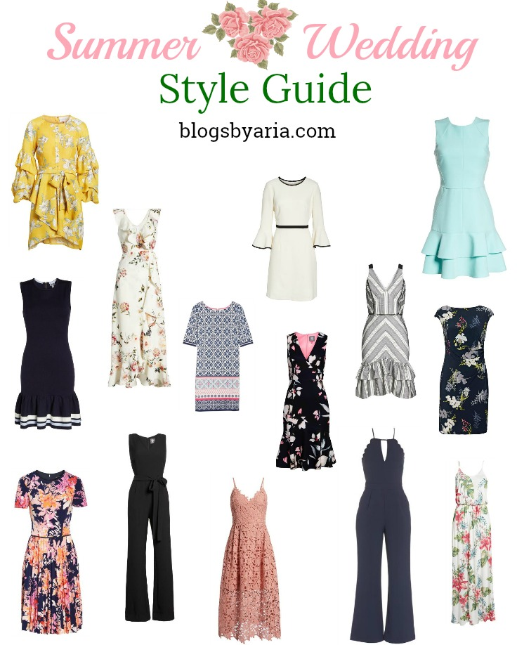 Summer Wedding Style Guide