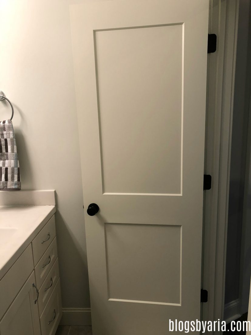 obsessed with this door style
