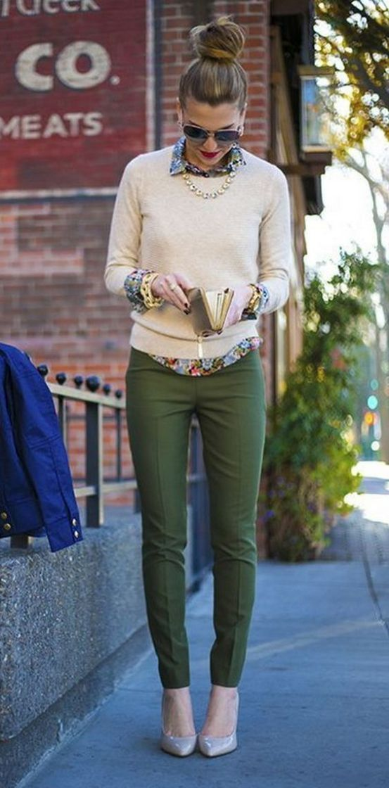 how to layer pieces for fall