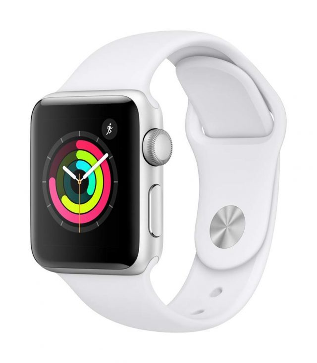 Apple Watch is a great gift for a fitness lover