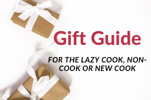 gift guide for lazy cooks new cooks
