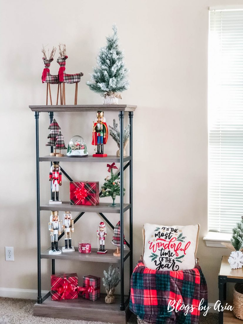 wrap faux gifts to style for holiday decor