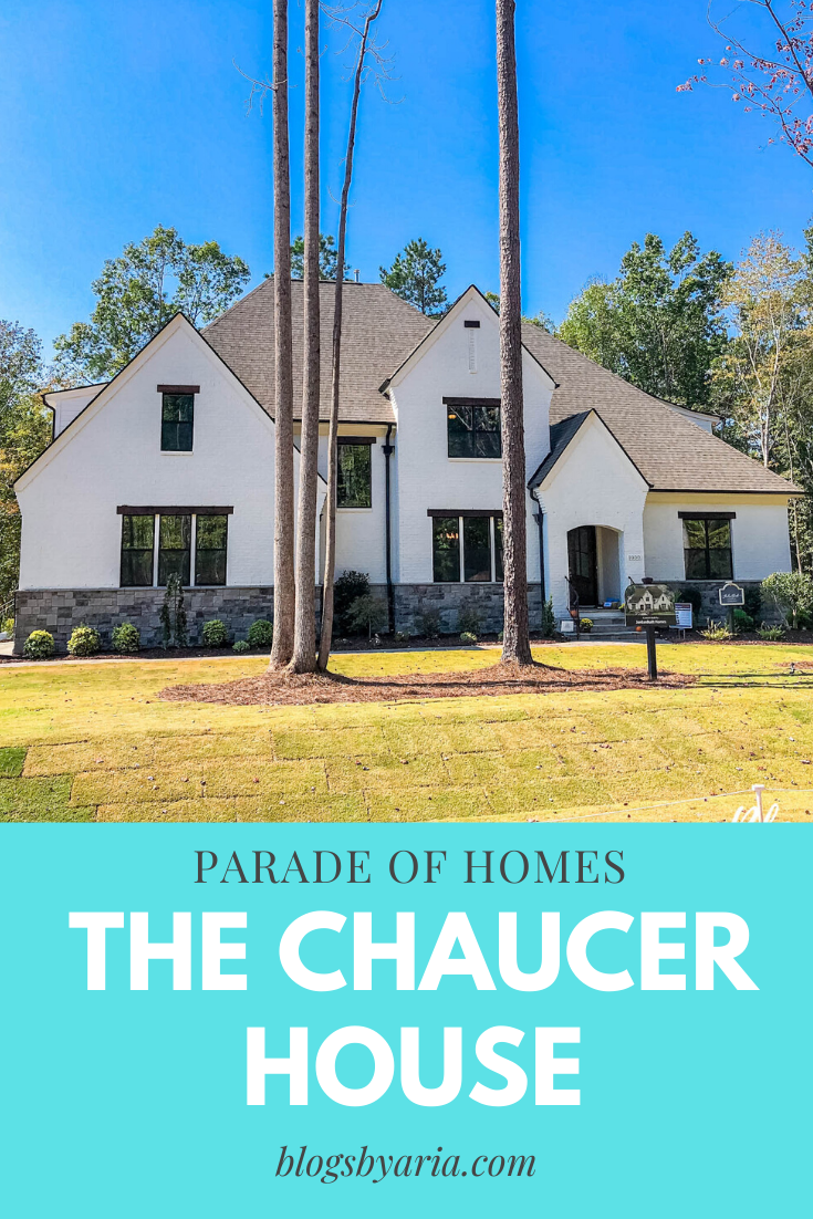 Parade of Homes Tour - The Chaucer House