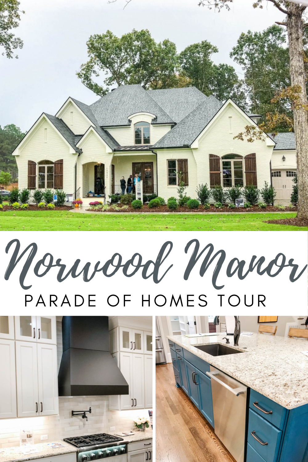 Norwood Manor Parade of Homes Tour
