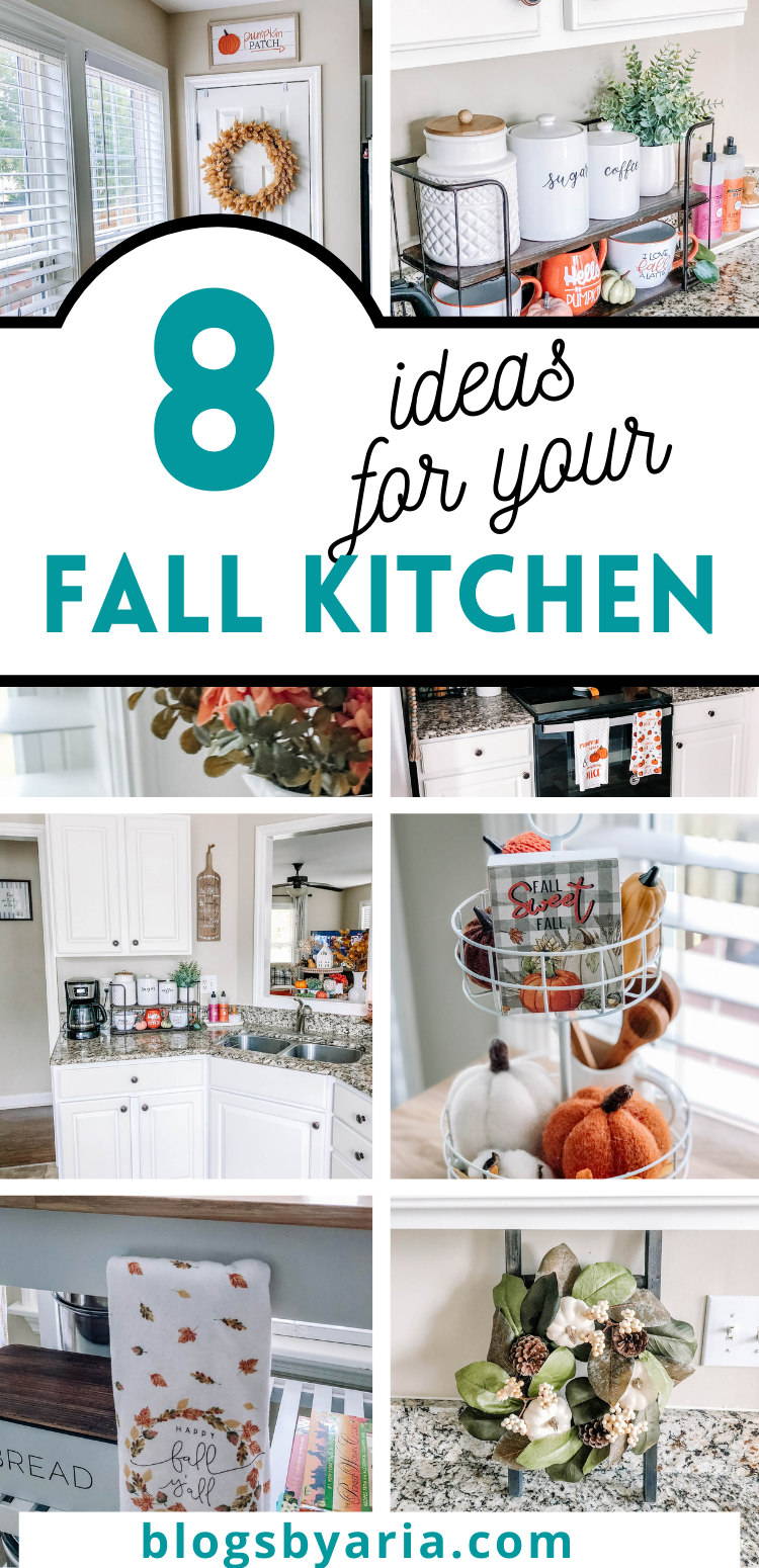 8 Ideas for your Fall Kitchen