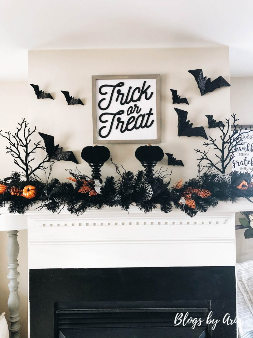 halloween decorating on a budget