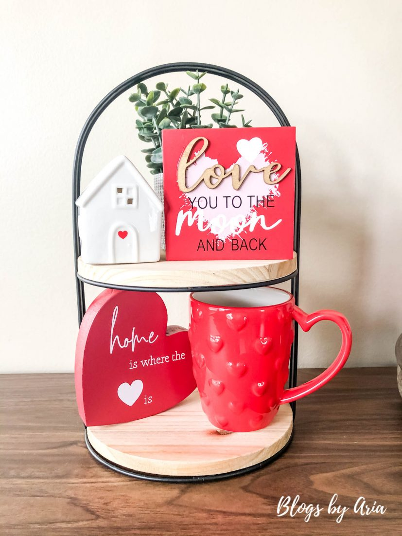 Target two tier tray