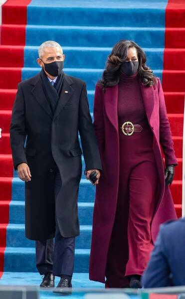 The Original King and Queen President Barack and Michelle Obama