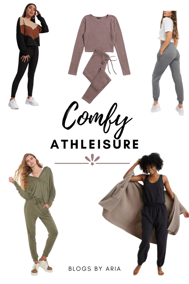 Comfy Athleisure Looks