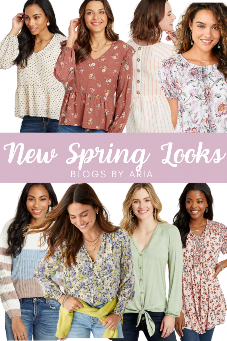 New Spring Looks fashion for Spring