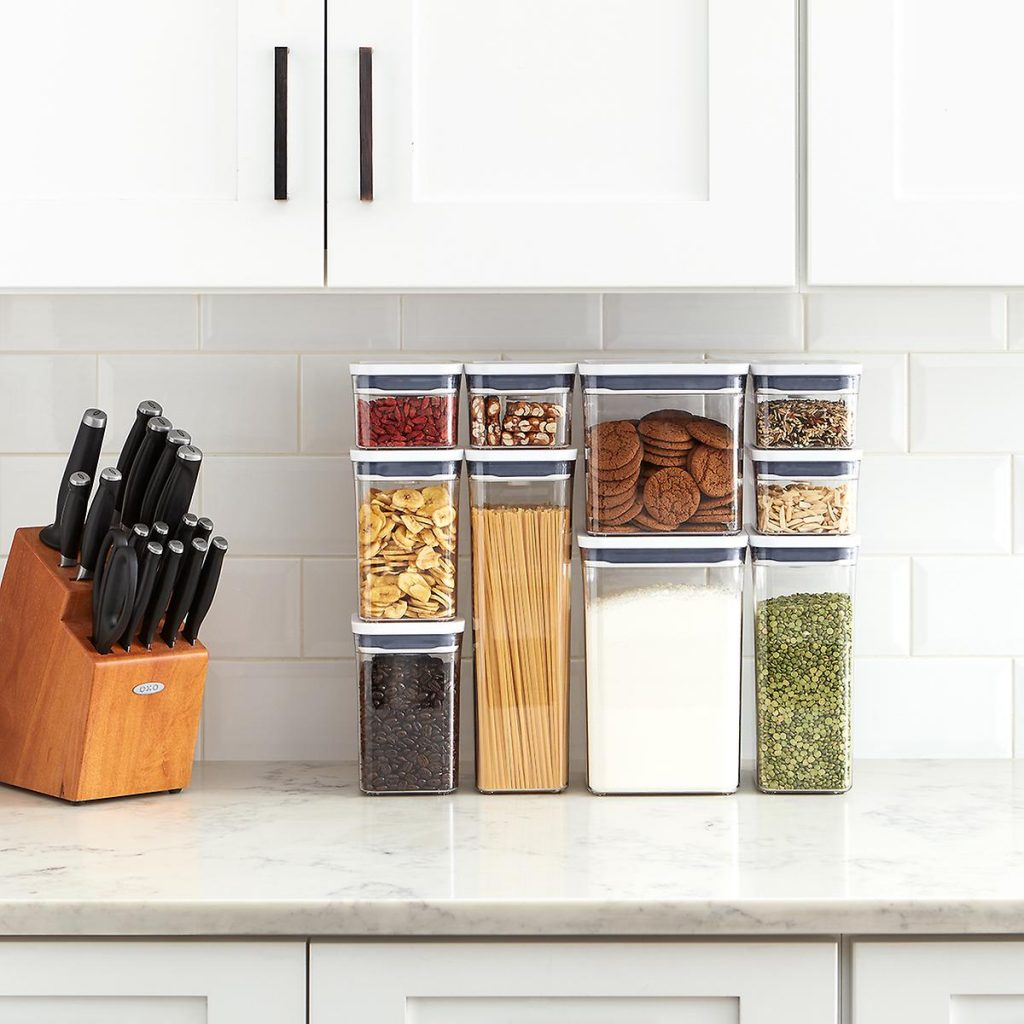 the best pantry storage containers I've used