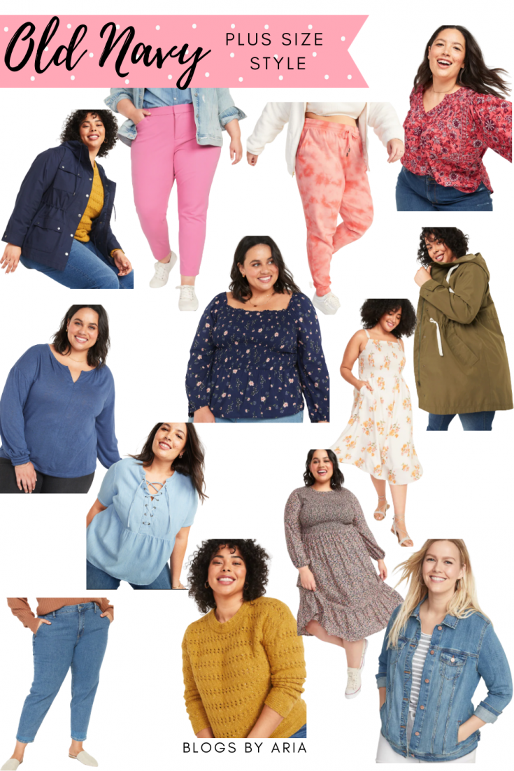 Old Navy Plus Size Style