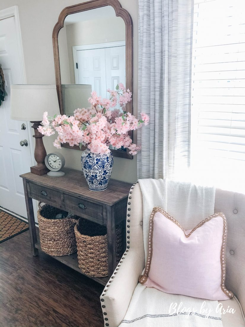affordable Spring decorating ideas